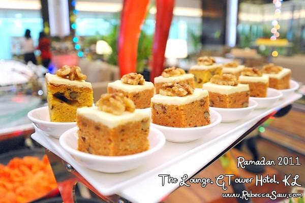Ramadan buffet - GTower Hotel KL-22