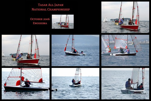 The Tasar All Japan National Championship ~ October 2006