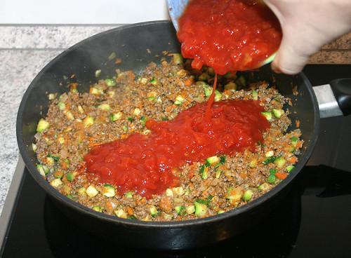 26 - Tomaten unterheben