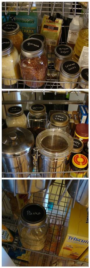 Re-organized Pantry