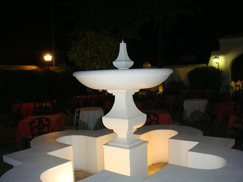 Zona de patio-terraza