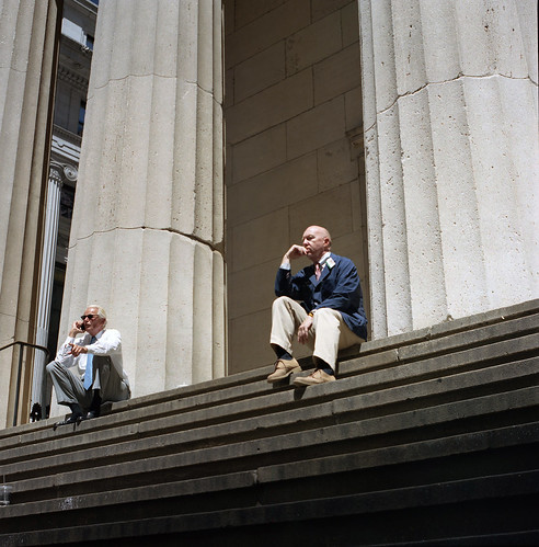 Meditating on Wall Street #1