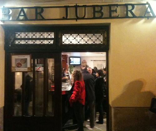 Logroño | Bar Jubera | Exterior