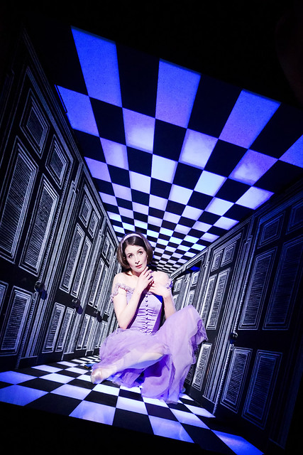 "Lauren Cuthbertson as Alice in in Christopher Wheeldon's Alice's Adventures in Wonderland. The Royal Ballet 2010/11 season. <a href=""http://www.roh.org.uk/productions/alices-adventures-in-wonderland-by-christopher-wheeldon"" rel=""nofollow"">www.roh.org.uk/productions/alices-adventures-in-wonderlan...</a>"