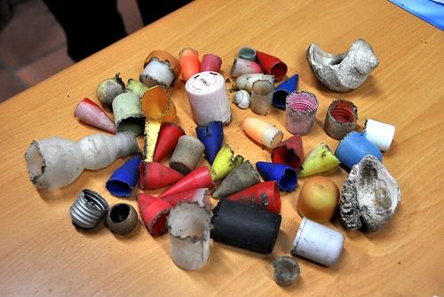 各式各樣的塑膠「殼」