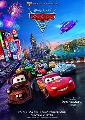 Arabalar 2 - Cars 2 (2011)