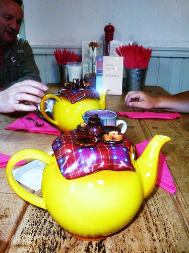 Teapot, Luss
