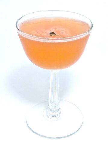 Mi Deh Yah Cocktail (modified)