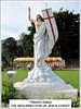 '15th Station of the Cross' at St. Anne's Sanctuary, Bukit Mertajam