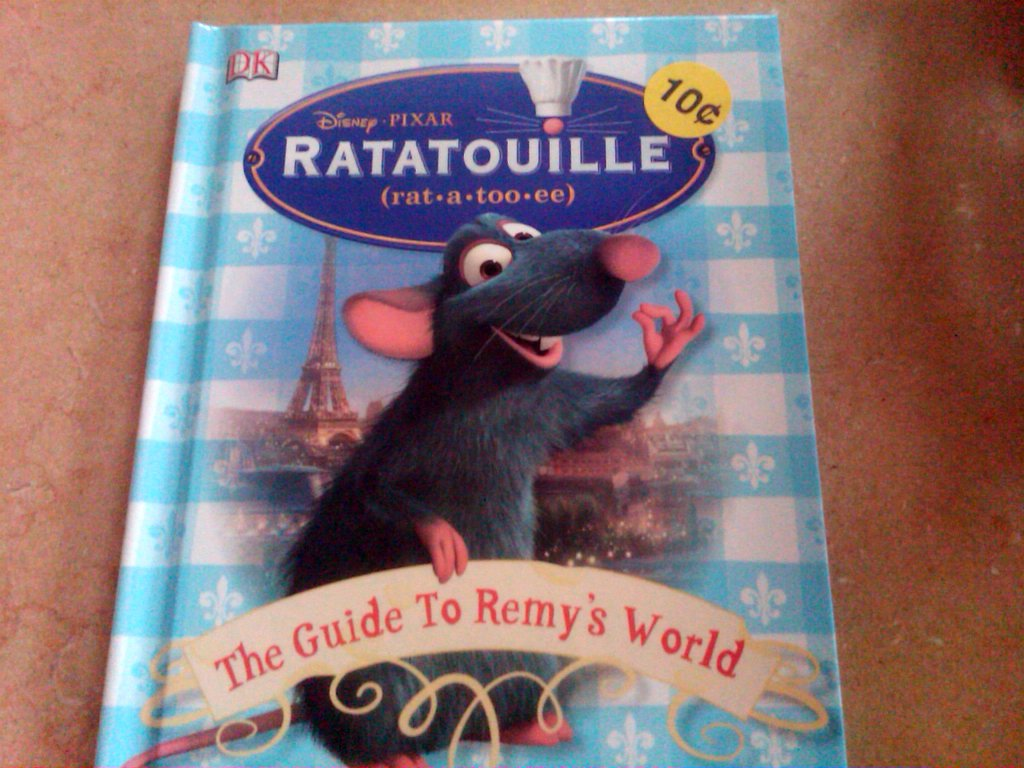 Ratatouille book