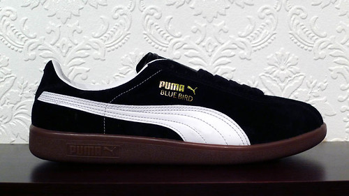 Puma Blue Bird black/wht