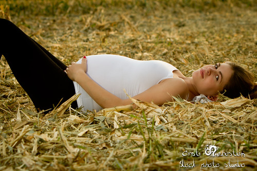 Pregnant Woman Prostrate, Lying on the G by Black Photo Studio, on Flickr