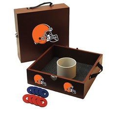 Cleveland Browns Washers Toss Game