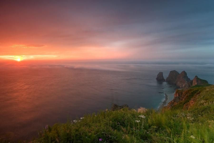 Mystic Sunrise.