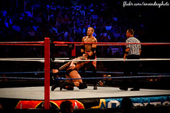 Randy Orton vs. Christian