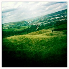 Bull Hill cross training