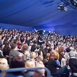 Book Festival audience