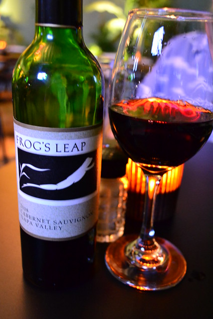 Frog's Leap Cab