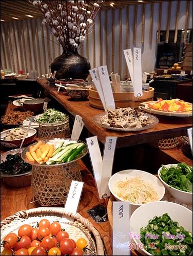 京都 野菜吃到飽