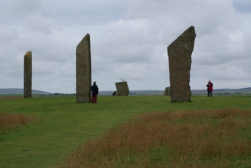 Standing Stones of Stenness by susanvg