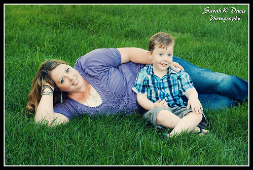 Sebastian & Mommy