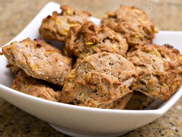 Zucchini Amaranth Cookies