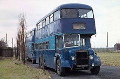 03-79 Reliance RWY892F and Blue Line  KYG299D (dubdee) Tags: bus guy blueline hatfield doncaster reliance stainforth sypte rawcliffe guyarabv samuelmorganltd rwy892f rstoreltd kyg299d johnnymoorlong