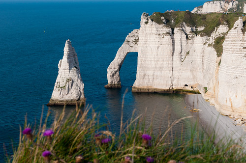 Etretat by D'clic photo