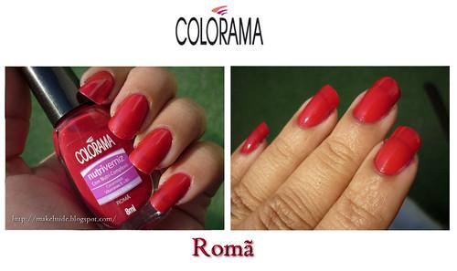 Colorama - Romã