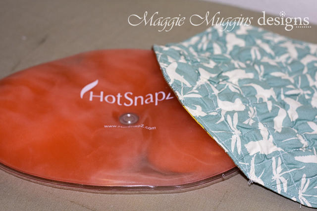 Hot Snapz Cover using Texture Magic