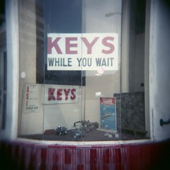 Keys While You Wait