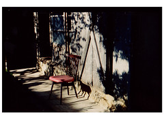 A Sunny Afternoon (Shigemi-san) Tags: shadow sun japan comfortable relax chair sitting shadows silent time terrace nostalgia summertime quite sunnyafternoon confort castingshadows sitinthesun favoritechair favouritechair quietatmosphere comfortabletime takeinthesun restatease