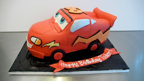 CARS Cake by CAKE Amsterdam - Cakes by ZOBOT