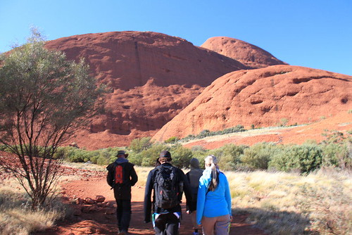 uluru kata tjuta national park visitor guide