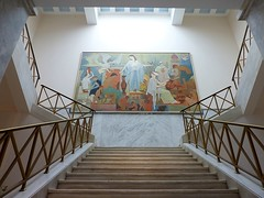 To the museum  (National museum in Athens, Greece) (Frans.Sellies (off for a while)) Tags: hellas athens greece grecia atenas griechenland grce athene athen grcia griekenland yunanistan athnes grekland kreikka    grkenland  grgorszg   ecko            p1350454 a