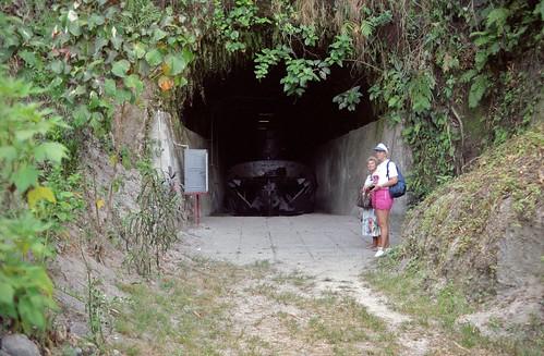 Rabaul Tunnels 1989