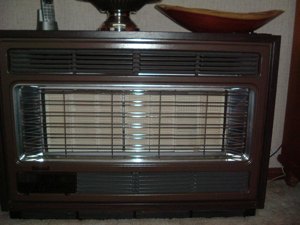 Rinnai 2000T gas heater
