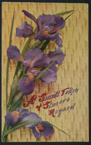 Vintage post Cards 007