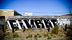 CIV, BKAT & Swerve (Say Cheese & Die) Tags: sf graffiti oakland bay area civ ftl swerve swerv bkat