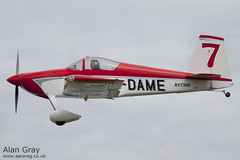 G-DAME VAN'S RV-7 73181  - 110828 - Little Gransden - Alan Gray - IMG_0677