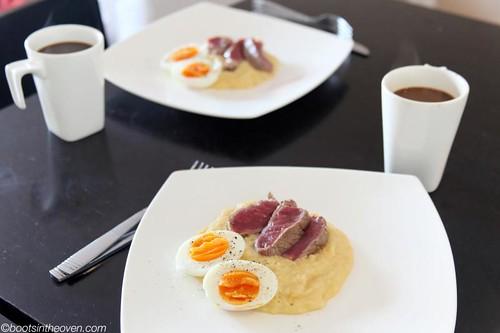 Breakfast #1, by Logan