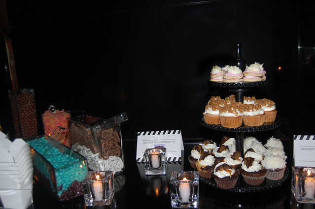 Baker Street Cupcakes at the SKYY Cocktail Countdown
