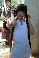 P1250712 (marcellomasiero) Tags: girls anime cute sexy japan cool cosplay manga guys crossdressing videogames kawaii   odaiba cosplayer cosplayers    tokyobigsite  comiket    comiket2011 comiketsummer2011 tokyobighsight
