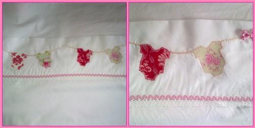Conjunto de lençóis para alcofa by ♥Linhas Arrojadas Atelier de costura♥Sonyaxana