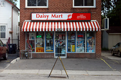 221 Kennedy Rd - August 27, 2011 (collations) Tags: toronto ontario architecture documentary vernacular streetscapes builtenvironment cornerstores conveniencestores urbanfabric varietystores