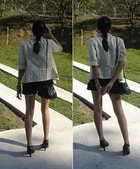 Paula do blog Just Fun (Zizi Anil) Tags: fashion moda anil estilo zizi roupas vesturio zizianil
