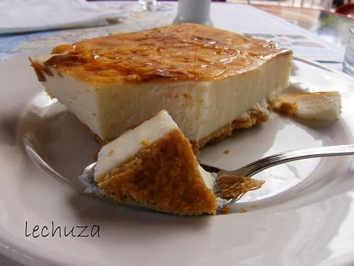 Tarta de queso-Cervo