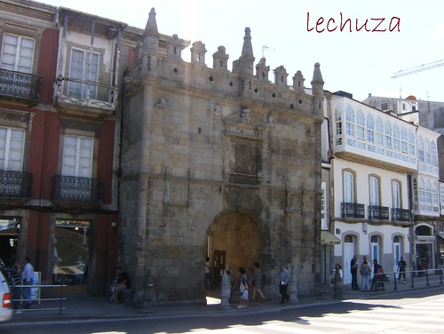 Puerta Carlos V-Viveiro