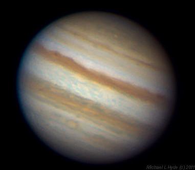 Jupiter 030911 RGB by Mick Hyde