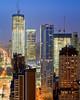 World Trade Center September 2011 Progress Shot #2 (RBudhu) Tags: newyorkcity construction financialdistrict wtc gothamist lowermanhattan newyorkcityskyline oneworldtradecenter wtcprogress